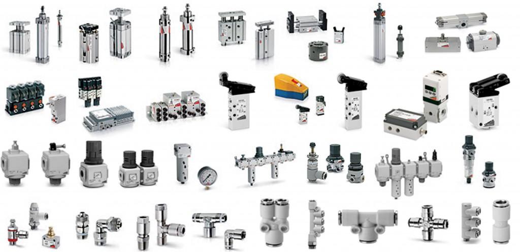 camozzi - pneumatyka, zawory pneumatyczne, zawory mechaniczne, zawory elektryczne, siłowniki, złączki, smarownice, frl